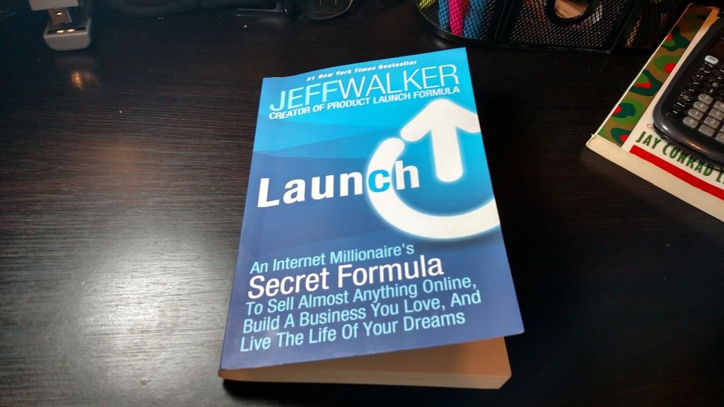 Launch by Jeff Walker in all its glory