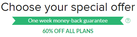 One of the many Grammarly discounts.