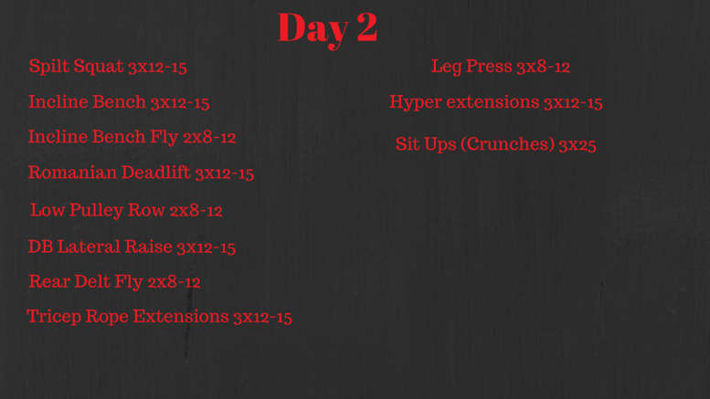 3 Day Workout (1)