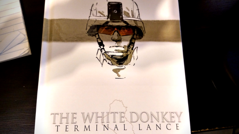THE WHITE DONKEY MAX TLCP