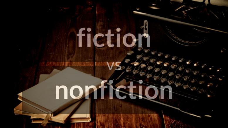 fiction versus nonfiction selfpublishing