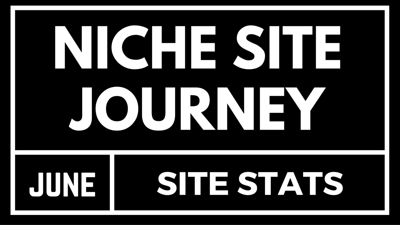 niche site journey june 2016